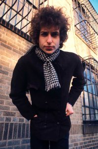 Bob Dylan - Blonde on Blonde: 1966-127-001-018 Manhattan, New York, USA 1966